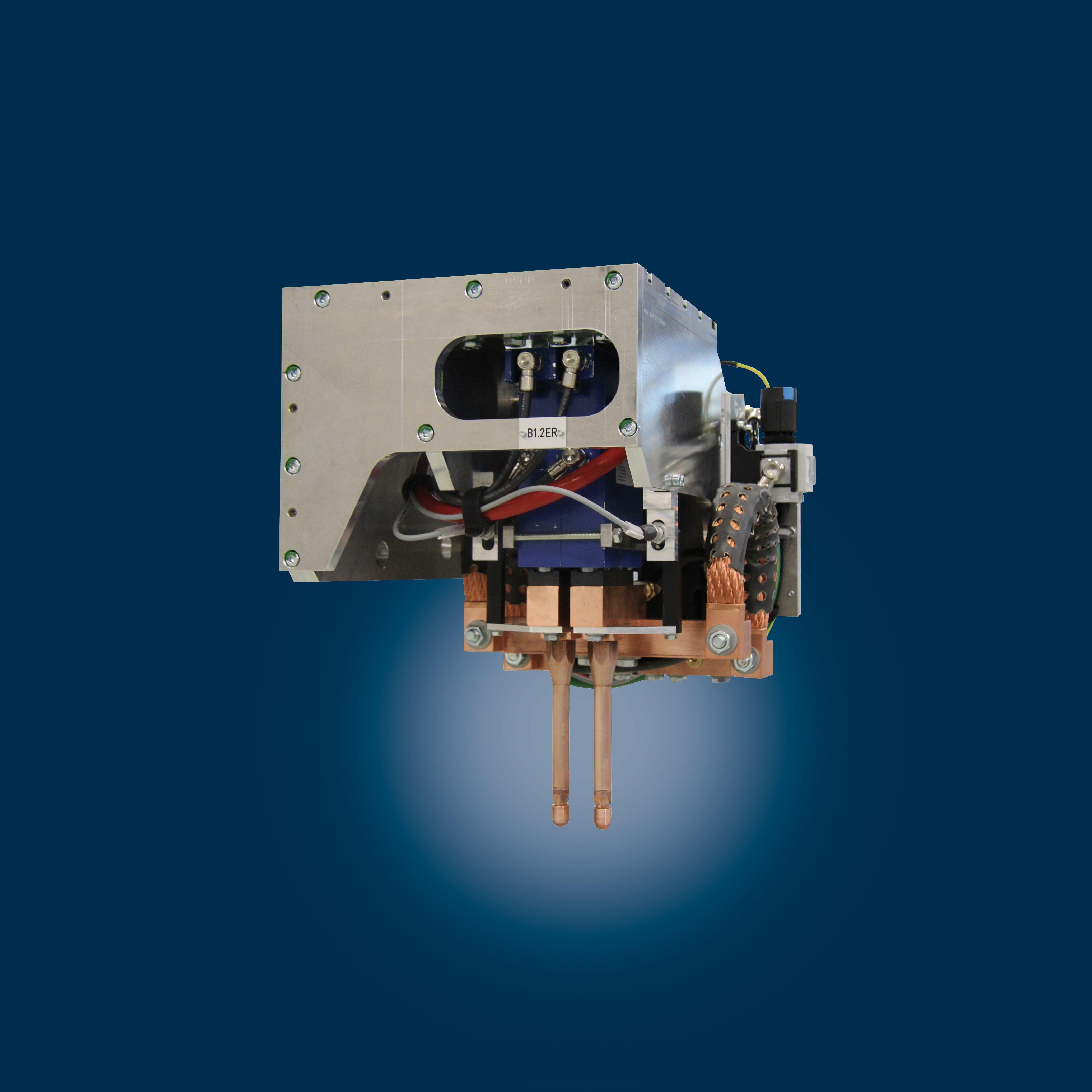 Robot welding guns - NIMAK GmbH